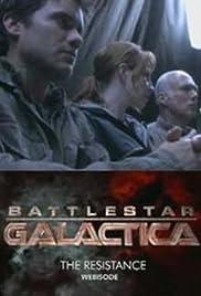 Battlestar Galactica: The Resistance Poster