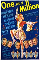 One in a Million (1936) Poster