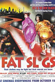 Fat Slags Poster
