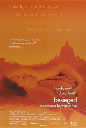Besieged poster