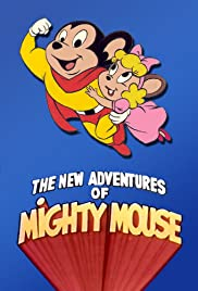 The New Adventures of Mighty Mouse and Heckle and Jeckle Poster