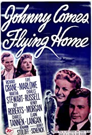 Johnny Comes Flying Home Poster