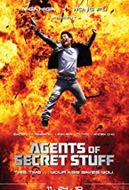 Agents of Secret Stuff (2010) Poster - Movie Forum, Cast, Reviews