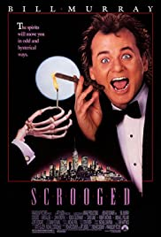 Scrooged (1988) Poster - Movie Forum, Cast, Reviews