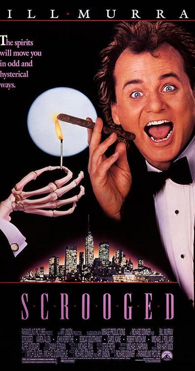 Scrooged (1988) - IMDb