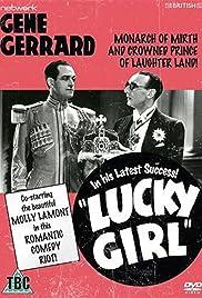 Lucky Girl Poster