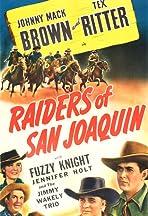 Raiders of San Joaquin