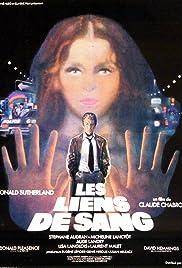 Les liens de sang(1978) Poster - Movie Forum, Cast, Reviews