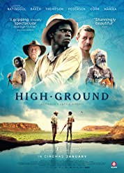 High Ground (2020) poster