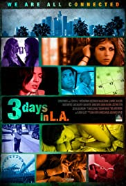 3 Days in L.A. Poster