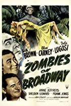 Image of Zombies on Broadway