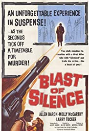 Blast of Silence (1961) Poster - Movie Forum, Cast, Reviews