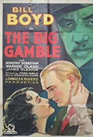 The Big Gamble Poster