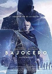 Below Zero (2021) poster