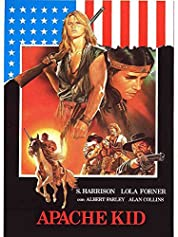 White Apache poster