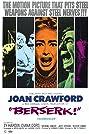 Berserk (1967) Poster