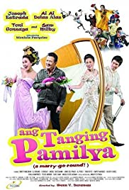Ang tanging pamilya (A Marry-Go-Round!) Poster