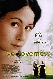 The Governess(1998) Poster - Movie Forum, Cast, Reviews