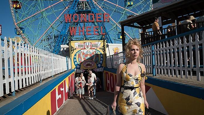 Juno Temple in Wonder Wheel (2017)