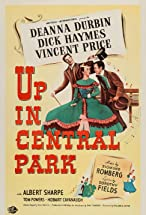 Primary image for Up in Central Park