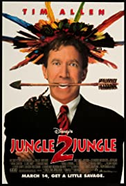 Jungle 2 Jungle(1997) Poster - Movie Forum, Cast, Reviews