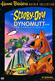 The Scooby-Doo/Dynomutt Hour Poster - TV Show Forum, Cast, Reviews