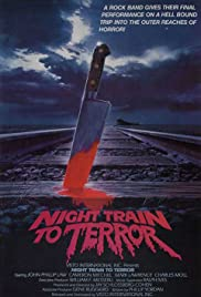 Night Train to Terror Poster