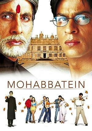 Mohabbatein (2000) Download on Vidmate