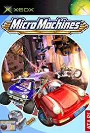 Micro Machines Poster
