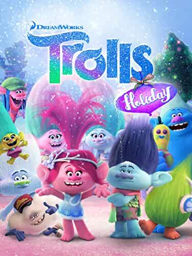 Trolls Holiday 2017 English 720p HDRip full movie watch online freee download at movies365.cc