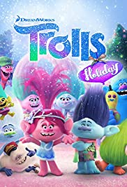 Trolls Holiday Poster
