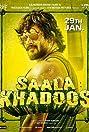 Saala Khadoos (2016) Poster