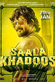 Saala Khadoos(2016) Poster - Movie Forum, Cast, Reviews