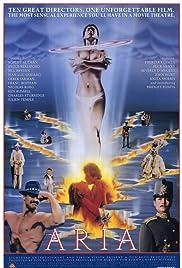 Aria(1987) Poster - Movie Forum, Cast, Reviews
