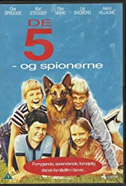Five and the Spies Poster