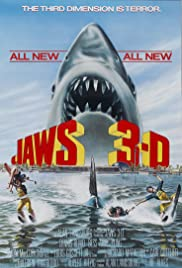 Jaws 3-D(1983) Poster - Movie Forum, Cast, Reviews