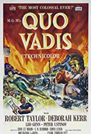 Quo Vadis (1951) Poster - Movie Forum, Cast, Reviews