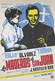 Los maderos de San Juan Poster