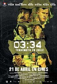 03:34 Terremoto en Chile Poster