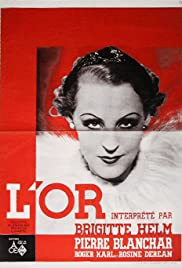 L'or Poster