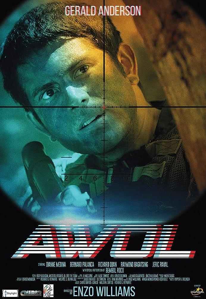AWOL (2017) HDRip