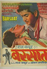 Barsaat (1949) Poster - Movie Forum, Cast, Reviews