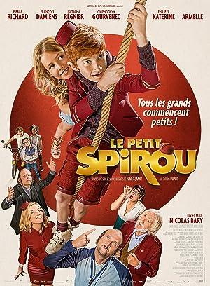 Little Spirou Poster