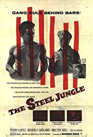 The Steel Jungle Poster
