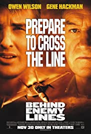 Behind Enemy Lines Poster