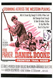 Daniel Boone: Frontier Trail Rider Poster