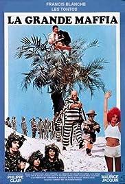 La grande maffia... Poster