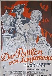 Der König lächelt - Paris lacht Poster