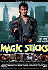 Magic Sticks Poster
