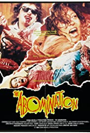 The Abomination (1986) Poster - Movie Forum, Cast, Reviews